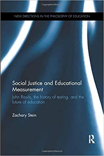 Social Justice and Educational Measurement