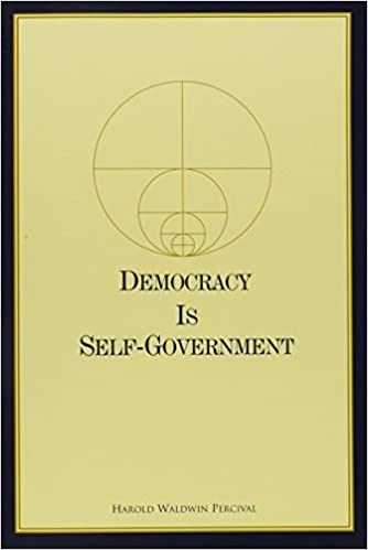 Democracy Is Self-Government